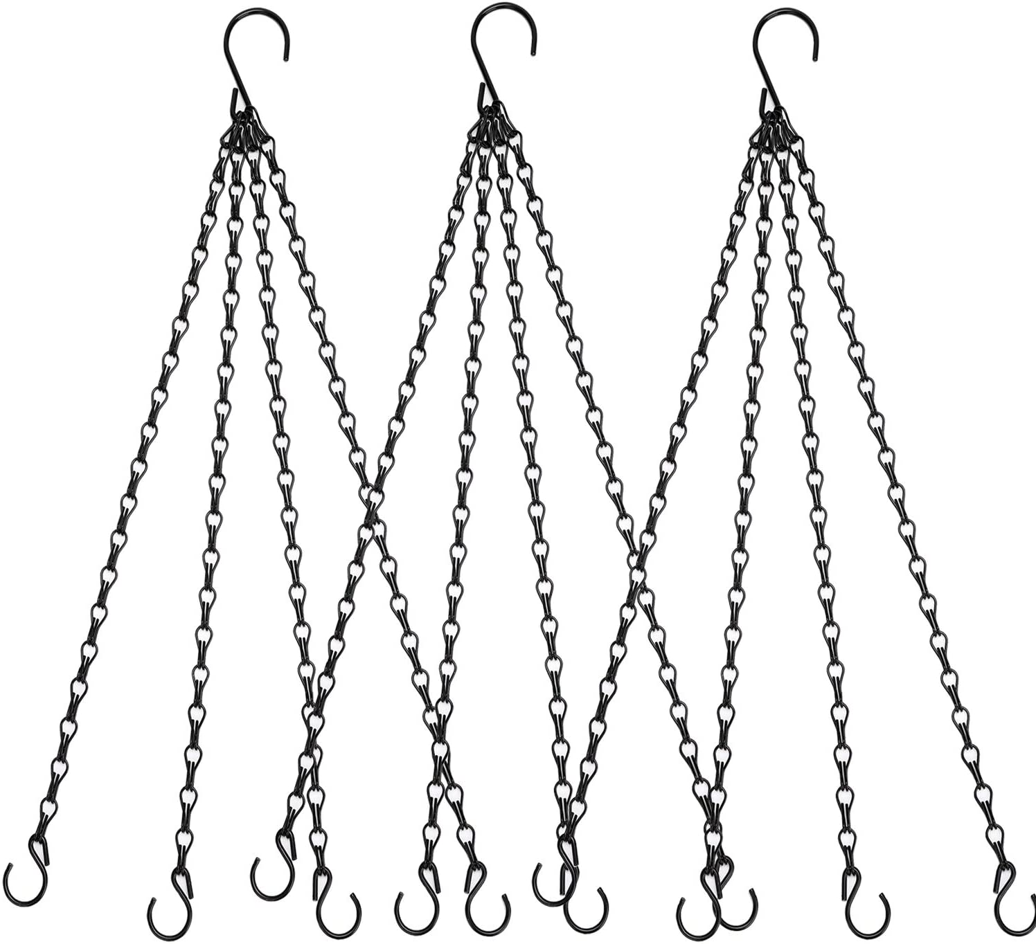 Hanging Baskets Chains 23 Inches P 2021 4 OFFicial shop Flower Leads
