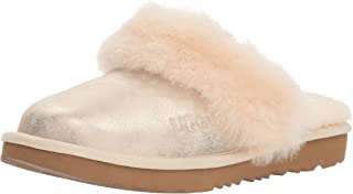 UGG Kids' K Cozy Ii Metallic Slipper