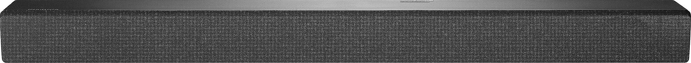 Insignia - 2.0-Channel Soundbar with Digital Amplifier - Black
