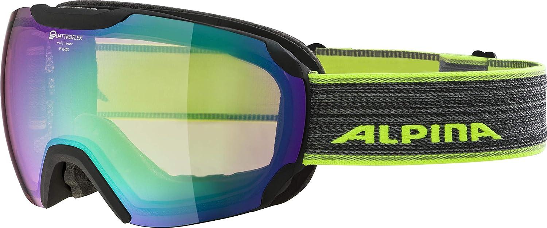ALPINA pheos quattroflex multimirror Skibrille
