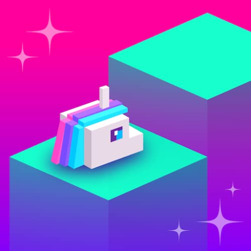 Frappy Unicorn 2: Jumps! Steps on rainbow land - popular super simple fun games for free (2018) no wifi