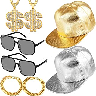 Best rapper chains costume Reviews