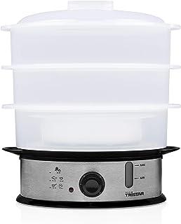 Cuiseur Vapeur polyvalent Tristar VS-3914 - 11 litres - 1 200 W - Avec panier à riz - Sans BPA