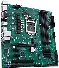 ASUS Pro B460M-C/CSM - Placa Base Profesional mATX Intel de 10a Gen LGA 1200, M.2, DDR4, LAN 1Gb, HDMI, DVI, VGA, USB 3.2 Gen 1