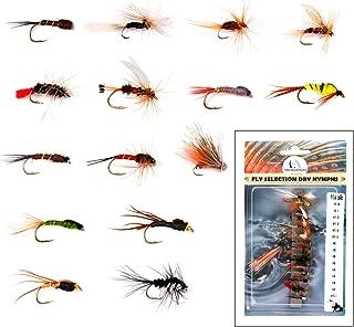 Brassie Nymph Size 14-1 Dozen WET Trout Flies F706
