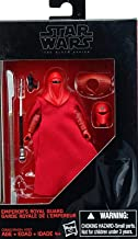 Star Wars 2016 The Black Series Emperors Royal Guard Exclusive Action Figure 3.75 Inches, Red