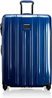 TUMI - V3 Extended Trip Expandable Packing Case Large Suitcase - Hardside Luggage for Men and Women - Deep Blue