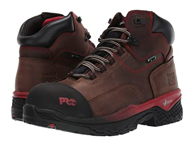 Timberland PRO 6 Bosshog Composite Safety Toe Waterproof (Brown 1) Men