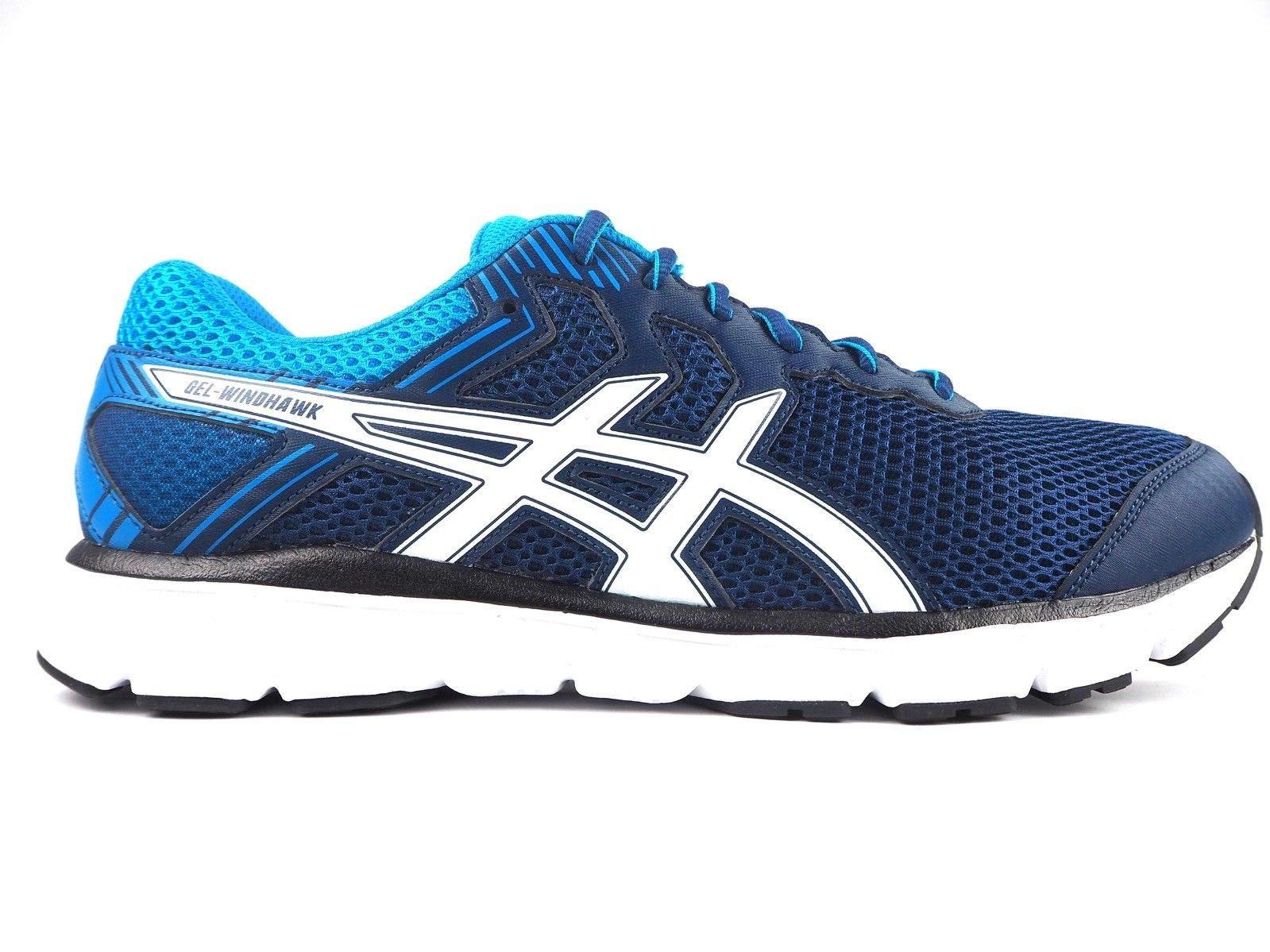 ASICS GEL-WINDHAWK Men's Running Shoes (T62VQ)- Buy Online in ...