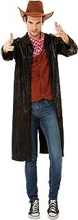 Boo Inc. Gallant Gunslinger   Men's Western Cowboy Hero Sheriff Halloween Costume