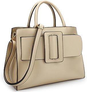 b85467ae19 Women Designer Vegan Leather Handbags Fashion Satchel Bags Shoulder Purses  Top Handle Work Bags