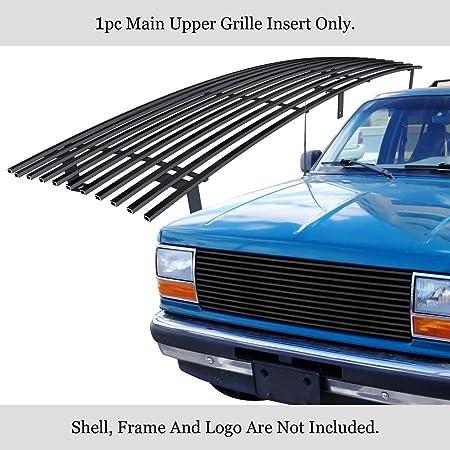 APS Compatible with 1989-1992 Ford Bronco 2 Ranger 1990-1994 Explorer Main Upper Billet Grille F85006H