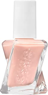 essie Gel Couture 2-Step Longwear Nail Polish, Fairy Tailor, Sheer Nude Pink Nail Polish, 0.46 fl. oz.