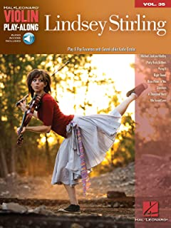 Lindsey Stirling - Violin Play-Along Volume 35 (Book/online audio)