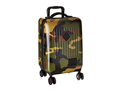 Herschel Supply Co. Trade Carry-On (Woodland Camo) Luggage
