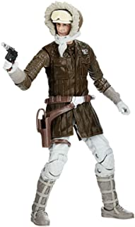 Star Wars The Black Series Archive Han Solo (Hoth) Toy 15-cm-scale Star Wars: The Empire Strikes Back Collectible Figure f...