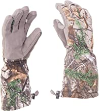 Seal Skinz Camo Extreme Cold Weather Gauntlet Realtree Xtra/Beige
