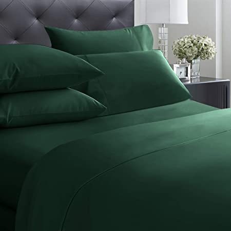 LOT OF 6 PACK DELUXE 1800 COUNT DEEP POCKET 4 PIECE BED SHEET SETS WHOLESALE
