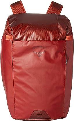 Ruffian Red