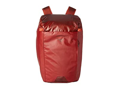 Osprey Transporter Zip Top (Ruffian Red) Backpack Bags