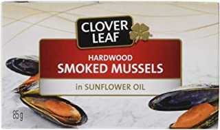 Clover Leaf Smoked Mussels, 24 Count
