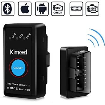 OBD2 Bluetooth 4.0 Kimood Nueva Versión Auto Diagnostico de Coche ...