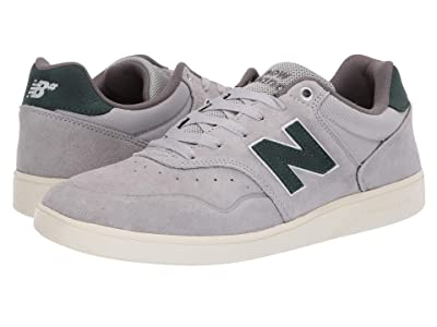 New Balance Numeric NM288 (Silver/Forest) Men
