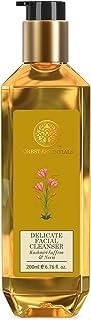 Forest Essentials Kashmiri Saffron and Neem Delicate Facial Cleanser, 200ml