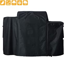 Grisun Grill Cover for Pit Boss 700D 700S 700SC Wood Pellet Grills, Heavy Duty Waterproof, Fade Resistant BBQ Grill Cover