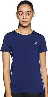 Amazon Brand - Symactive Women's Slim Fit T-Shirt