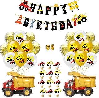 Libetui Set 20 Servietten Geburtstag Party Servietten Happy Birthday Deko Geburtstagsparty Erwachsene Geburtstag Junge Servietten Blau Marineblau