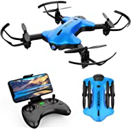 DROCON Ninja Drone for Kids & Beginners FPV RC Drone with 720P HD Wi-Fi Camera, Quadcopter Drone...