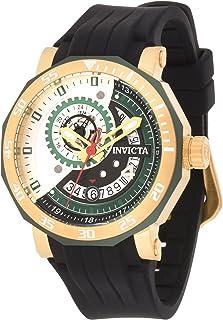 انفيكتا ساعة يد رجالية - سيليكون