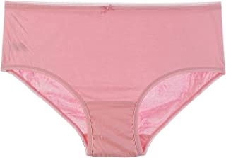 Mariposa Women's Cotton Mama Panty In Multiple Plain Colors