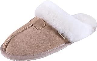 Women's Sheepskin Tahoe Slippers