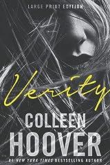 Verity, Large Print Edition ペーパーバック