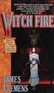 Wit'ch Fire (The Banned and The Banished Book 1)