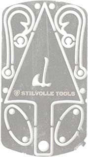 Stilvolle Tools Survival Dog tag 7 7 Functions in Dog tag Size Multi Tool That can be Worn at All Times as a Fashion Item Available for Emergency, Disaster, Escape
