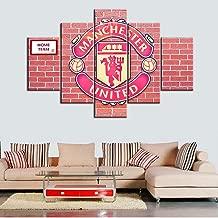 manchester united artwork