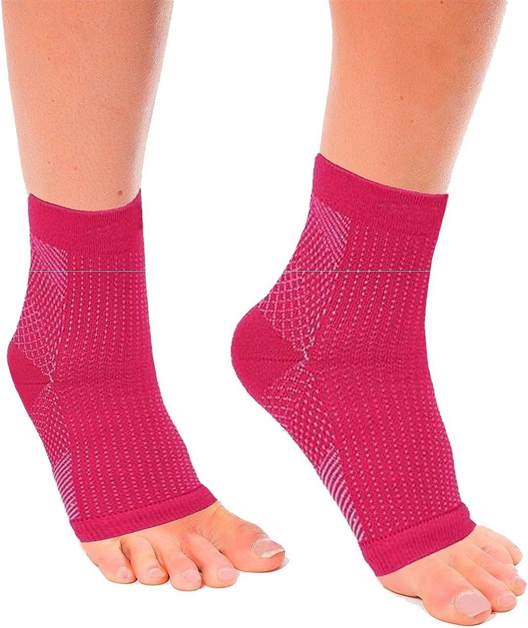 BcurbSox Ankle Sleeve Plantar Fasciitis for Foot Heel Men Genuine Free Shipping Women Atlanta Mall