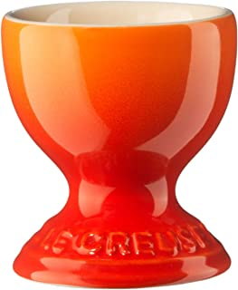 """Le Creuset Stoneware Egg Cup, 2"""", flame"""
