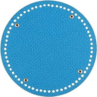 Prettyia 64 Holes DIY Handbag Base Shaper Round Shoulder Bag Pad Bottom Support Protector Mat