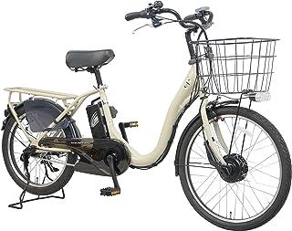 【100%完成車納品】 PELTECH(ペルテック) 子供乗せ適用電動アシスト自転車 前24/後20内装3段 TDH-408L