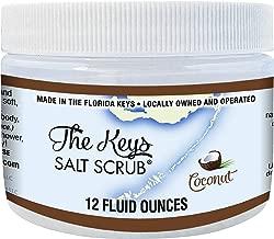 Best keys salt scrub Reviews