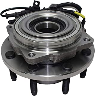 Bodeman - Front Wheel Hub and Bearing Assembly for 2005 2006 2007 2008 2009 2010 Ford F-250 Super Duty/F-350 Super Duty - SRW & 4WD w/ABS ONLY