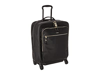 Tumi Voyageur Tres Leger Continental Carry-On (Black) Carry on Luggage