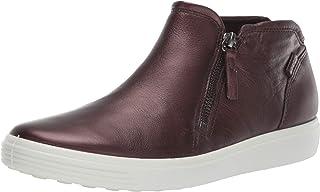 حذاء رياضي حريمي ناعم 7 سحاب من ايكو, (Fig Metallic), 35 EU