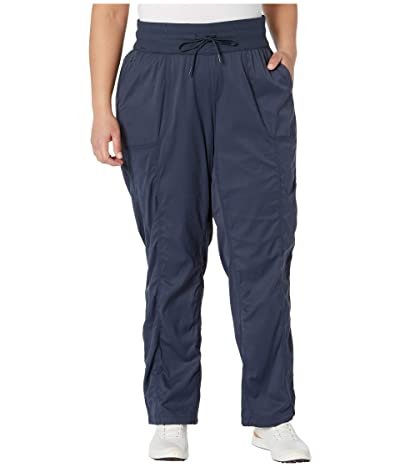 The North Face Plus Size Aphrodite Motion Pants (Urban Navy) Women