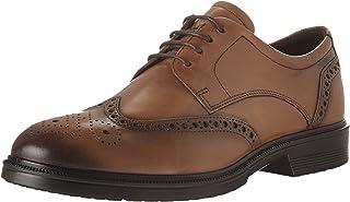 حذاء بروغ ليزبون من قماش اوكسفورد للرجال من ايكو