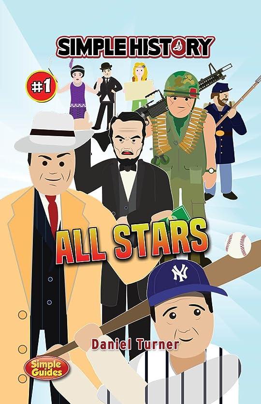 ラブ検出する条件付きSimple History: All Stars #1 (English Edition)